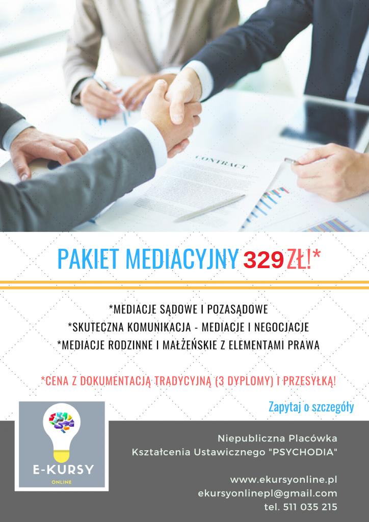 Pakiet Mediacyjny