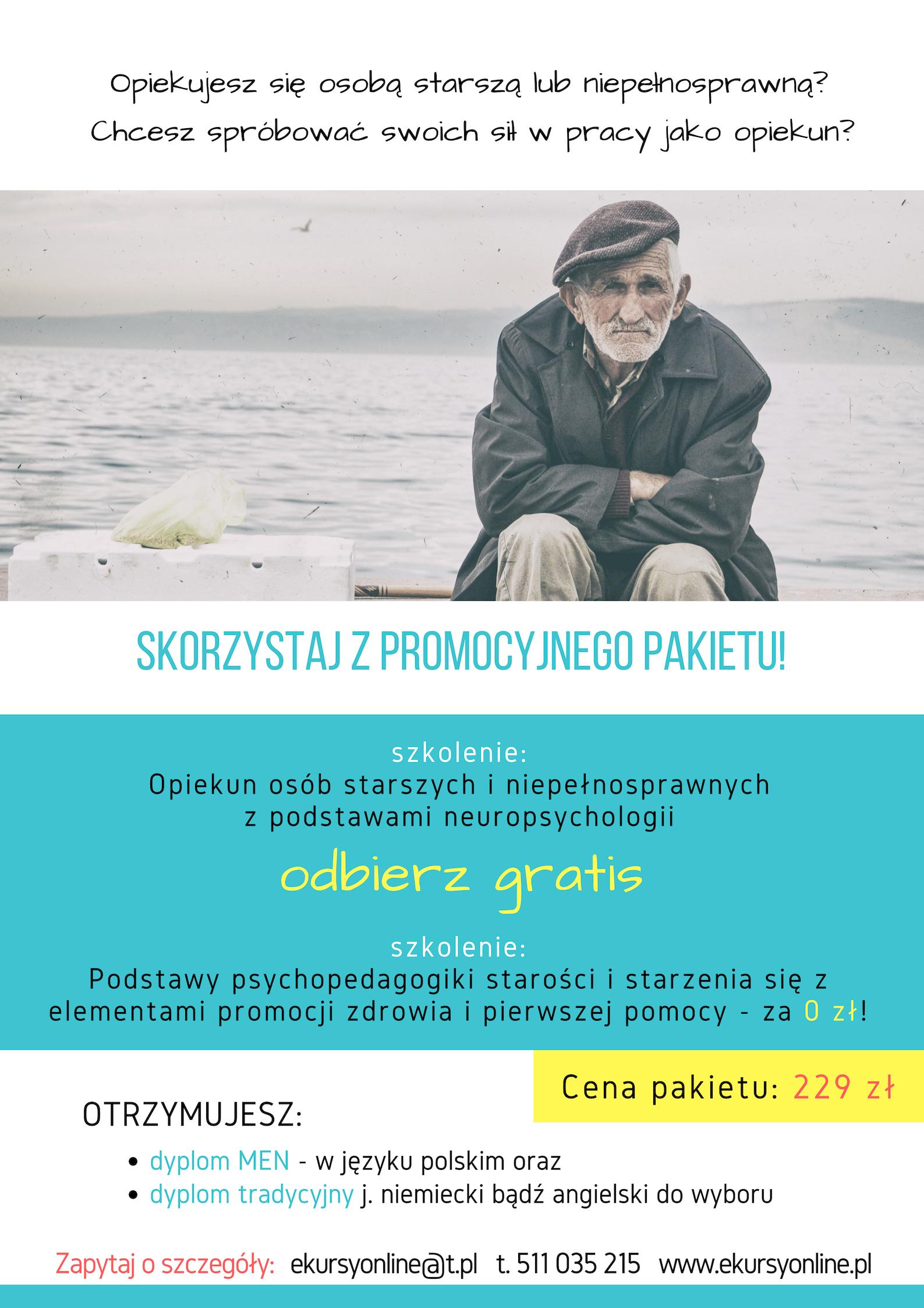 Promocja Pakiet Opiekun