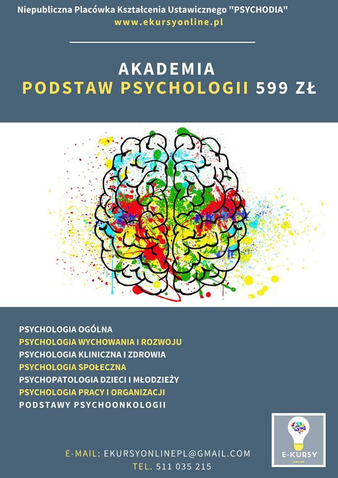 AKADEMIA PODSTAW PSYCHOLOGII